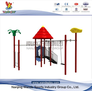 Swing Combination Kids Amusement Park Playset classico