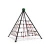 Outdoor Child Piramid Climbing Rope Net Parco giochi